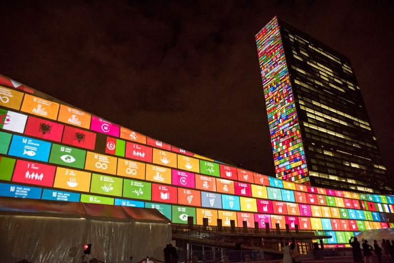 17 objetivos agenda 2030