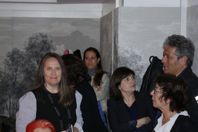 Rosa Maria Calaf participa en la Cena Health Network
