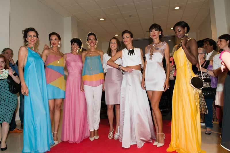 Se presenta en Barcelona la nueva colección de MARYLEE COUTURE