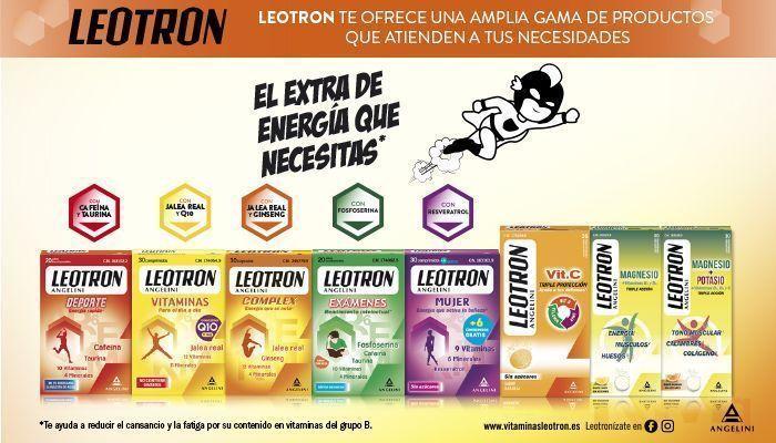 Leotron gama