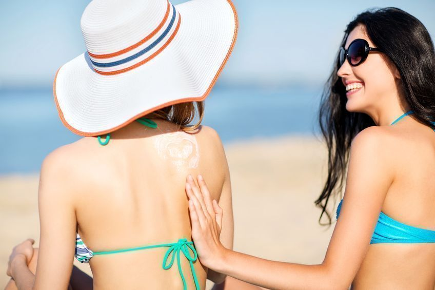 Proteccion solar para la prevencion del cancer de piel