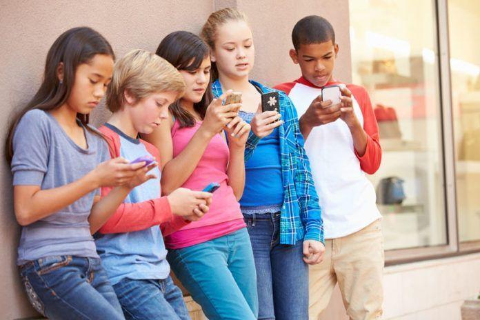 Sexting, grooming, ciberbullying
