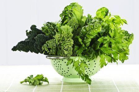 Las verduras y hortalizas de otoño