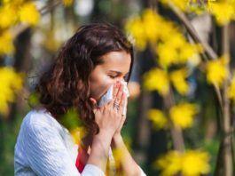Las alergias en primavera