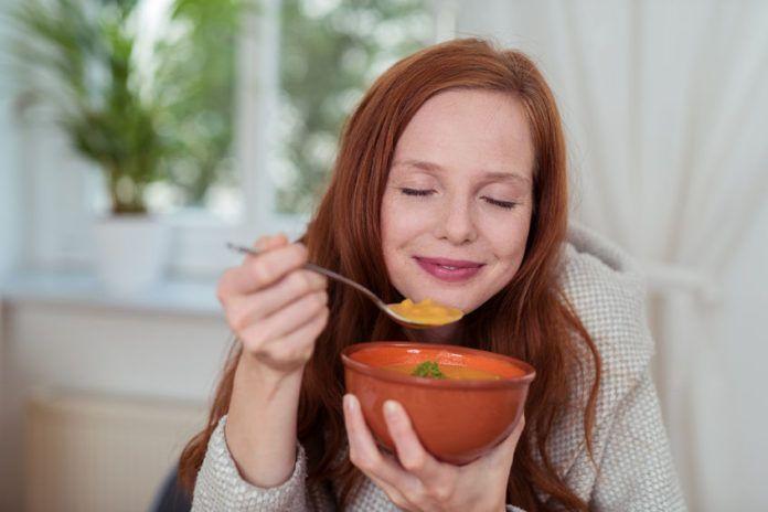 alimentos saludables en otono