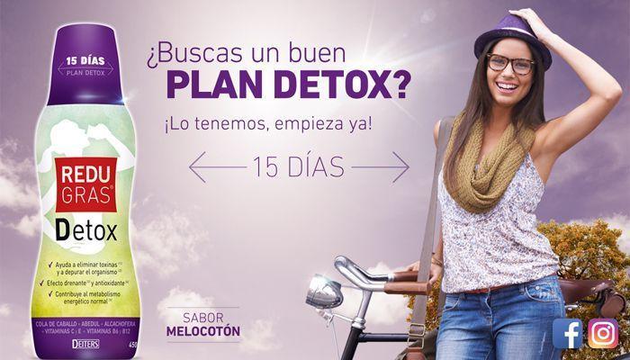 Redugras Detox Salud de Mujer Magazine