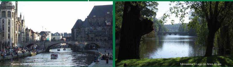 Flandes un paraiso de cuento de hadas y castillos