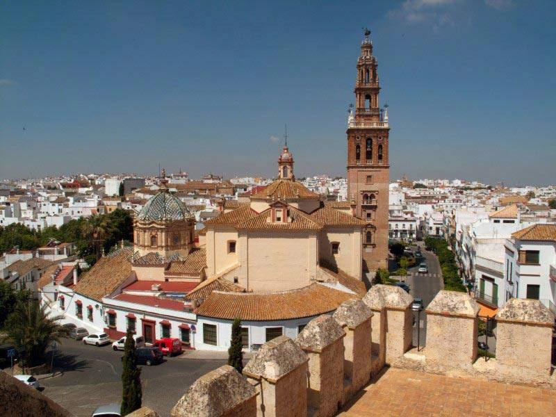Entre haciendas y cortijos por Sevilla