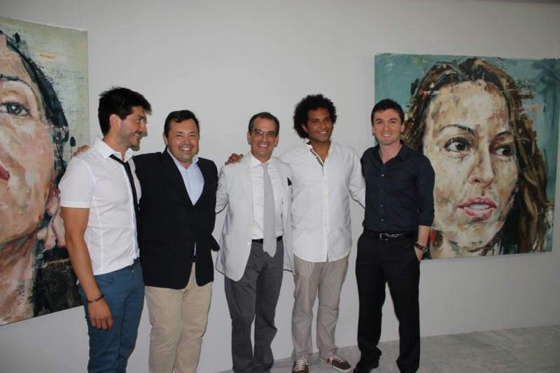 Jose Gómez-Luis Tejerina-Dr. Carlos Aparicio-esar Biojo-Jonas Nunes FotodDermis Magazine