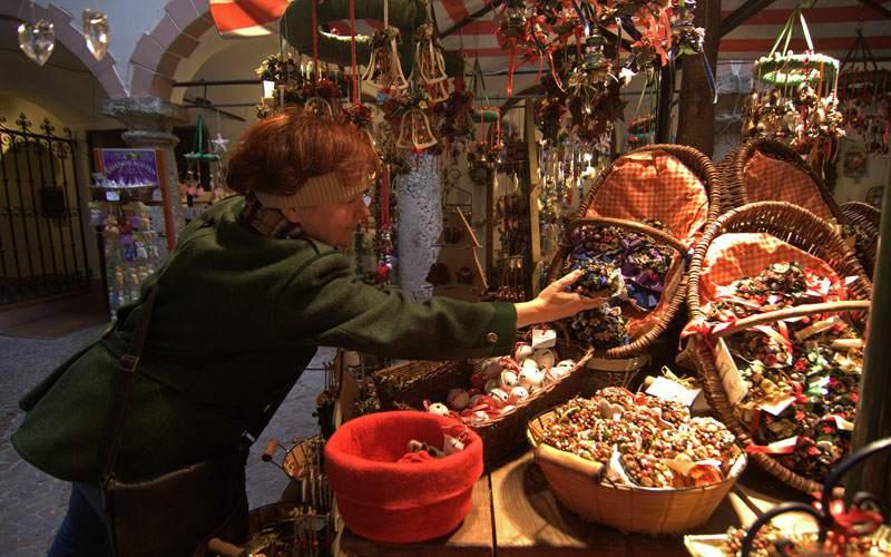 Navidad y mercadillos en Salzburgo
