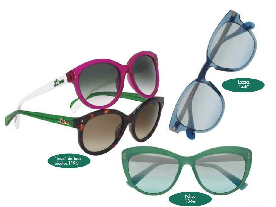 Las SunGlasses que se llevan