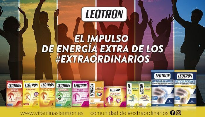 Vitaminas Leotron