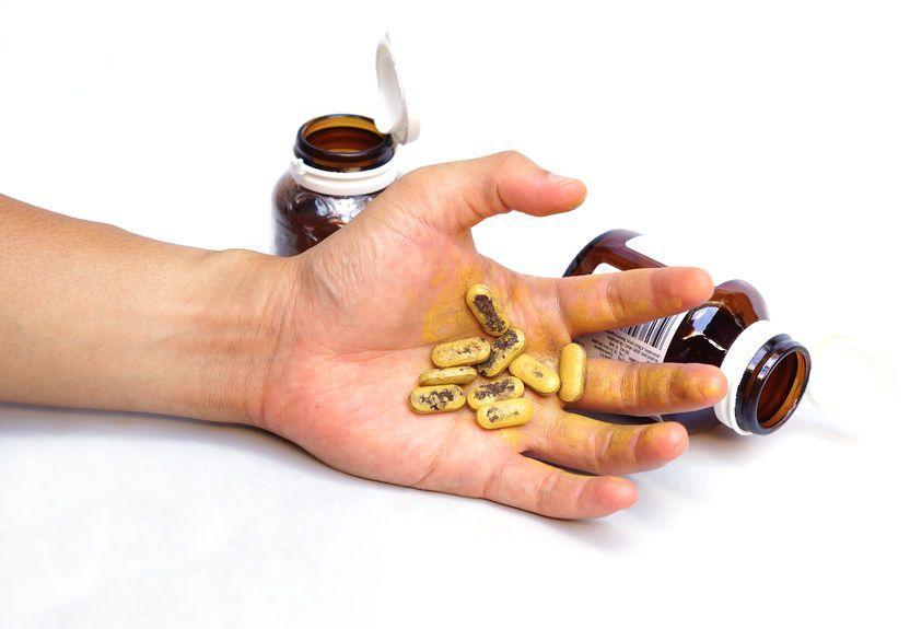 Identificar un medicamento falsificado