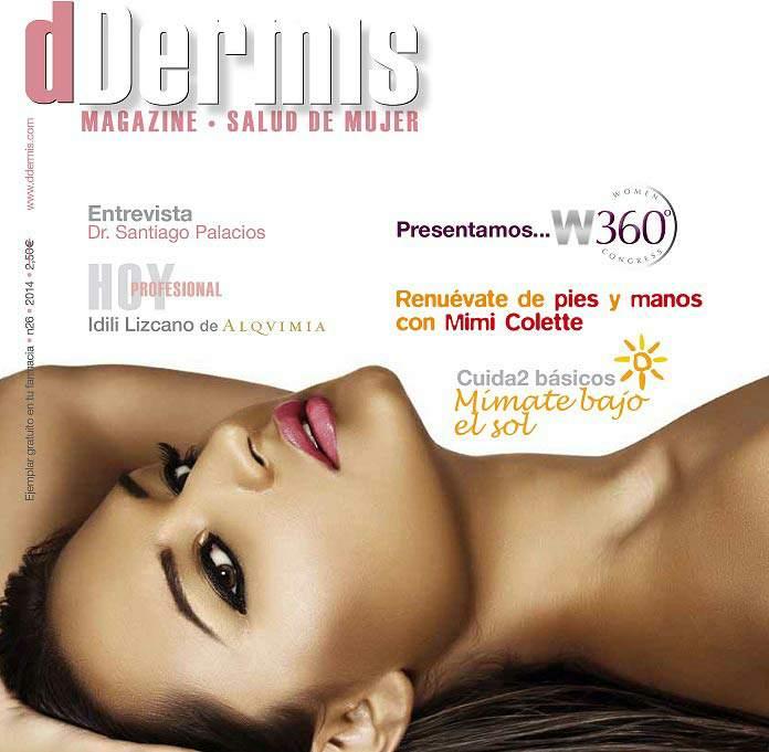 portada 26 dDermis magazine twitter